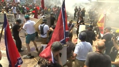 State of emergency declared after clashes at Virginia white nationalist rally